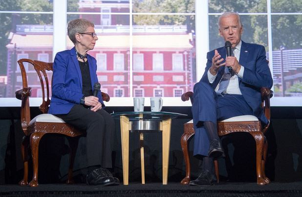 Politics, Loss, and Emphathy with Joe Biden